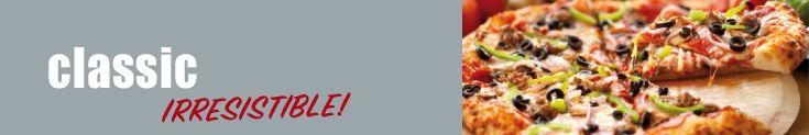 Classic - Pizza Menu