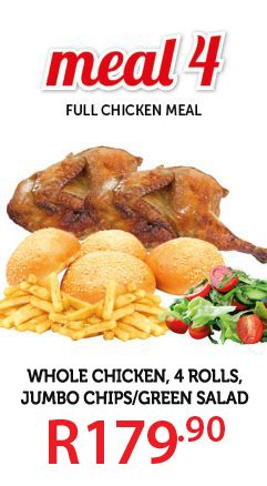Roadhouse Sidebar Meal 4
